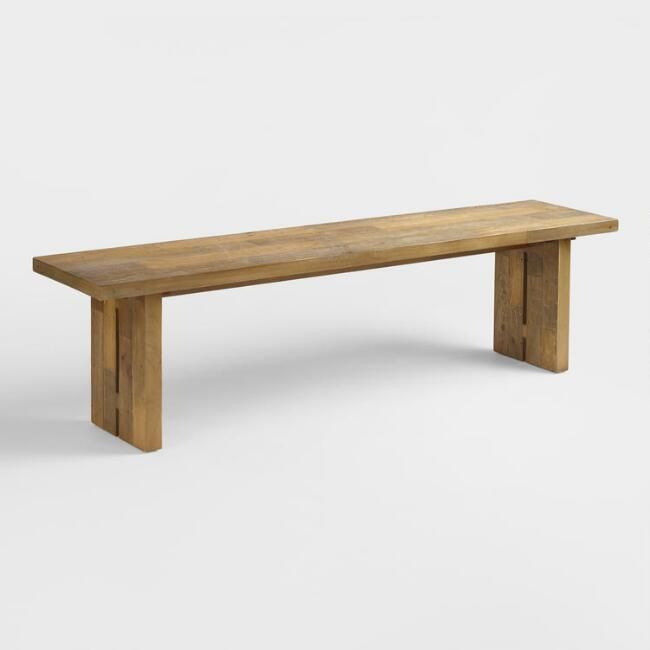 A Dozen Decor Deals This Weekend Rustic Dining Benches Dining