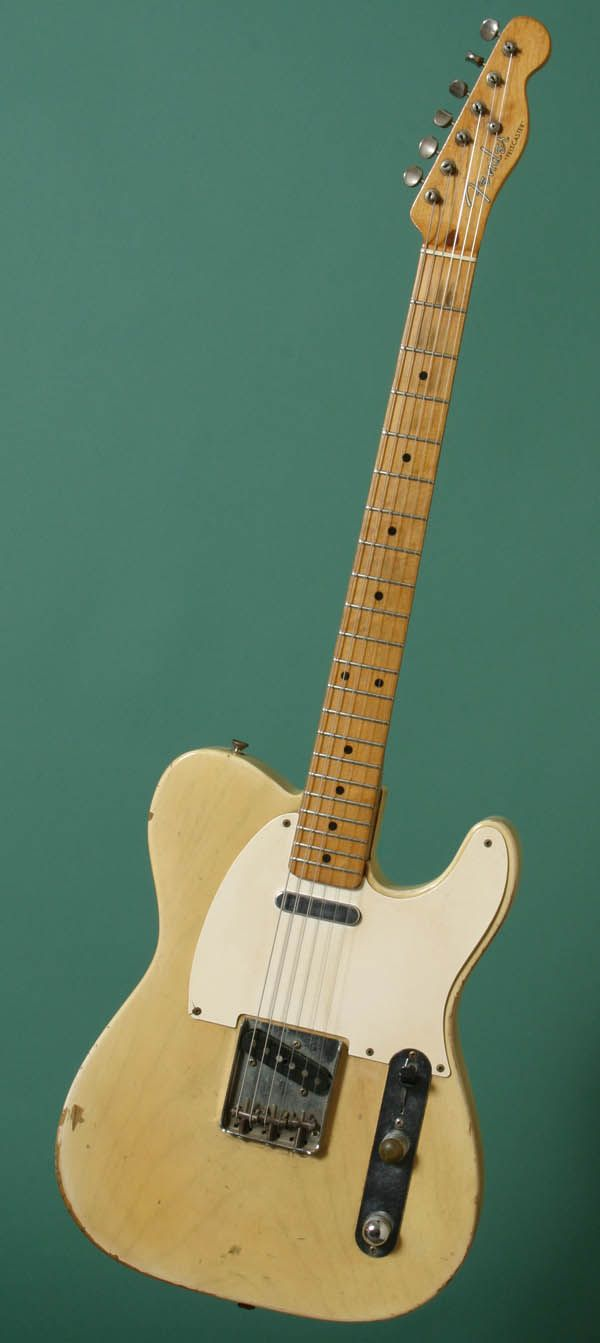 This is similar to the 1967 Tele I bought new at Sam Goody's in Philadelphia.  I gave this guitar and a '65 Fender Princeton amp to my son.