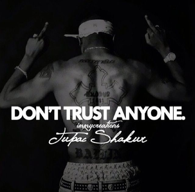 2Pac - Don't You Trust Me? - Keep Lyrics