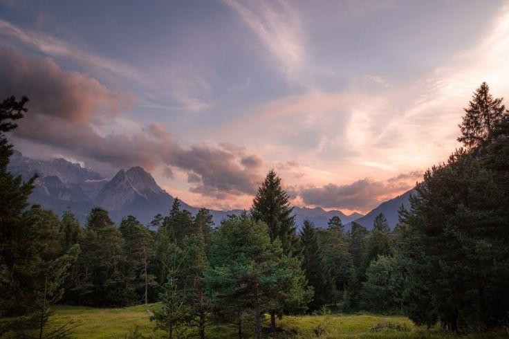 Alpy latem - gdzie jechać? Top 10 miejsc pogranicza Tyrol - Bawaria -polkawtyrolu.com
