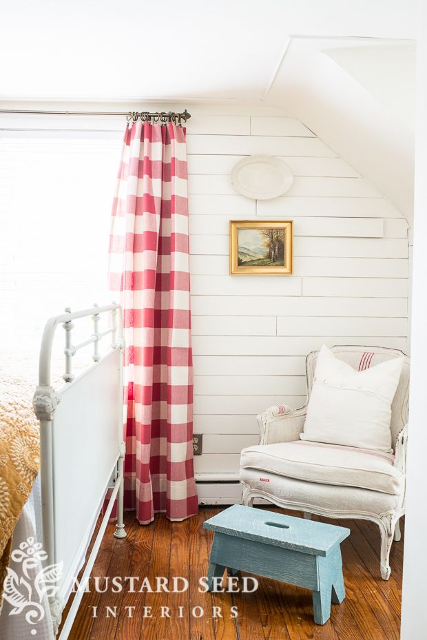 miss mustard seed | guest room to boy's room