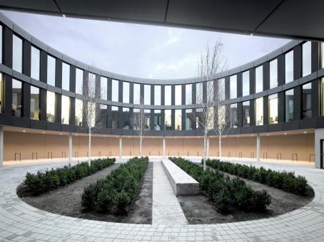 ESO Headquarters Extension by Auer Weber Architekten BDA