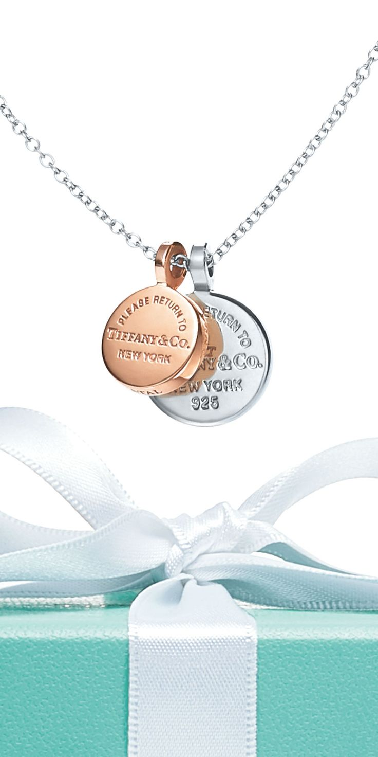 Tiffany Necklace Tiffany Key Rings Return To