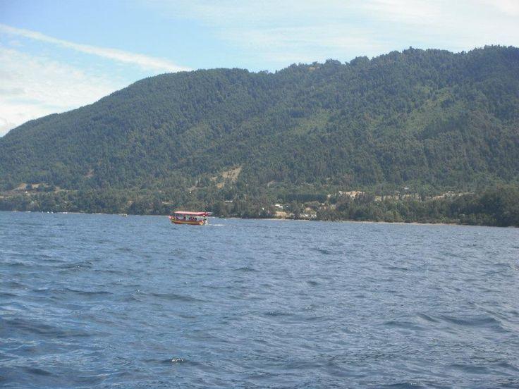 Lago Lican Ray