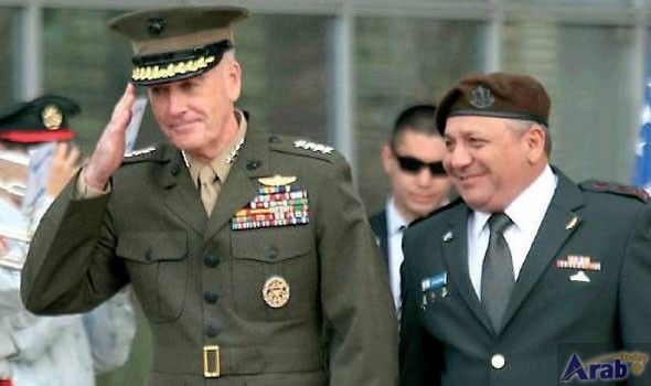 Chairman of Joint Chiefs of Staff Meets…