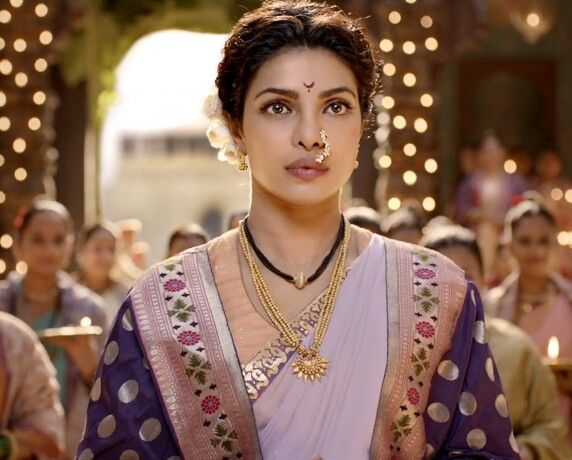 Image result for priyanka as kashibai