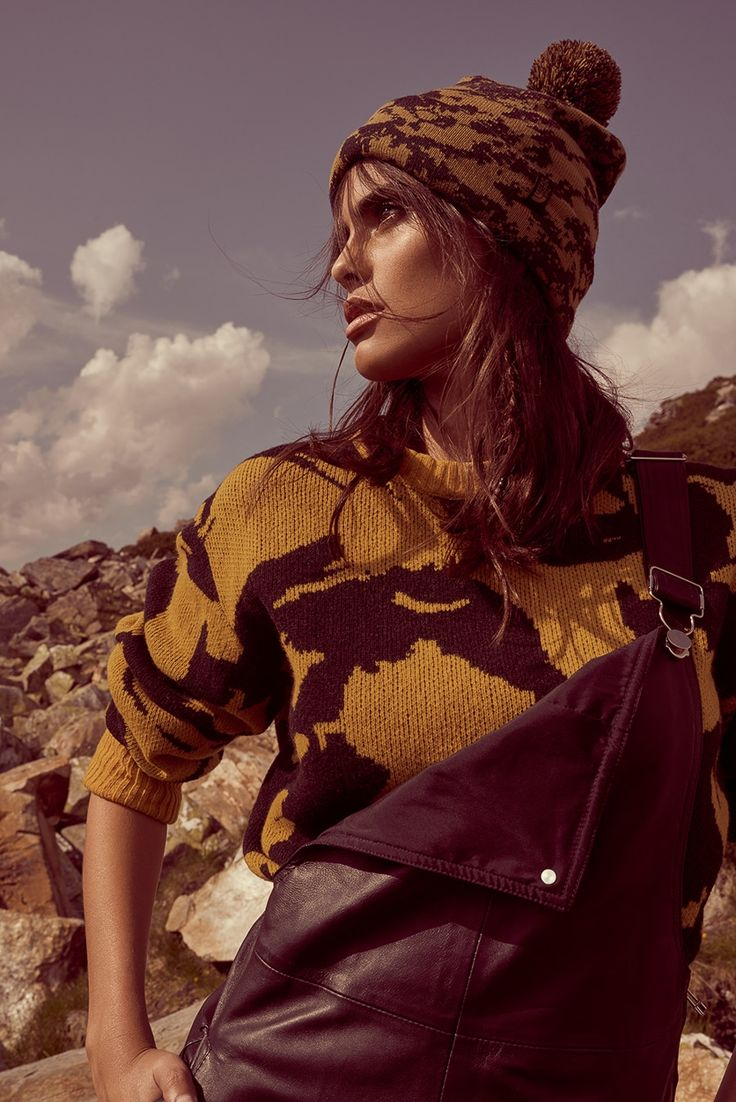 Grazia Croatia December 2017 Talita Hoppe by Linda Leitner - Fashion Editorials
