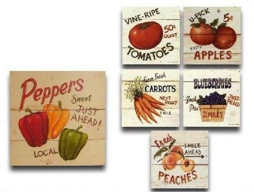 359 mejores im genes sobre cuadros marcos y porta - Cuadros cocina vintage ...