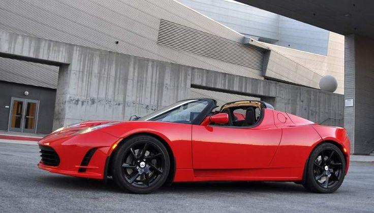 New New Tesla Roadster 2019