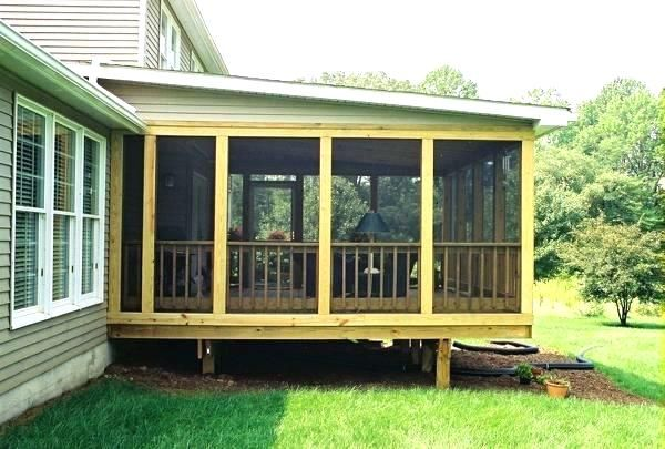 Screen House For Deck Screened Portable Screen Rooms For Decks Monstaah Org Porch Cost Screen Porch Kits Screened In Porch Cost