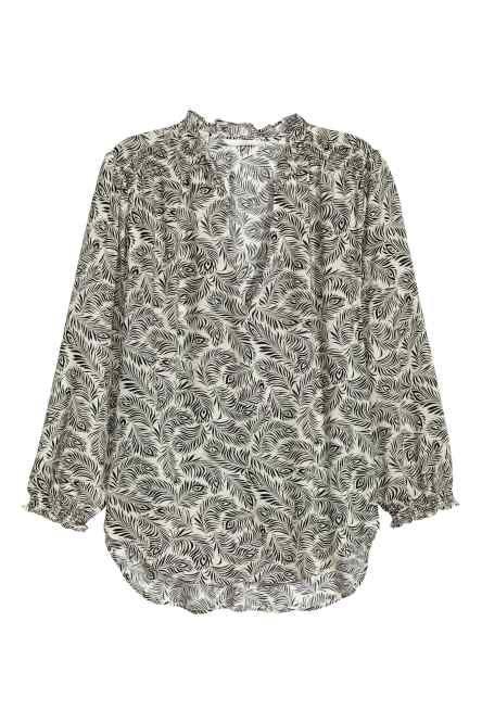 Bluză din georgette