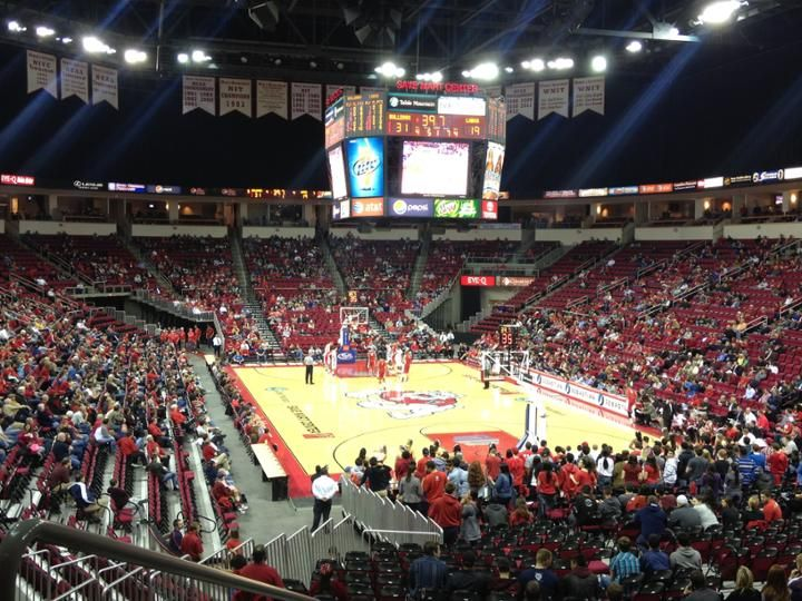 Save Mart Center - Fresno State Bulldogs