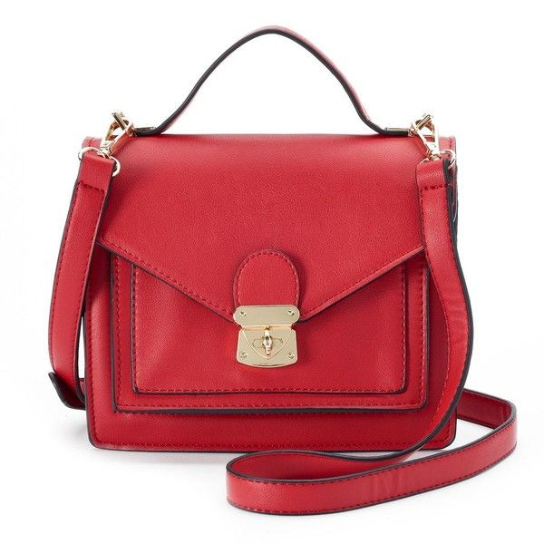17 best ideas about Red Crossbody Bag on Pinterest | Handbags ...