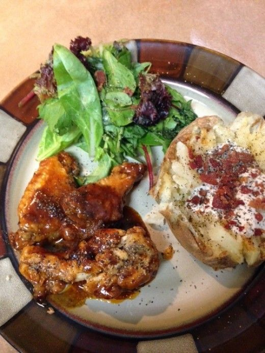 BBQ Chicken Wings Recipe,  reviews for  cooking with the power pressure cooker XL, meals in less than 30 minutes