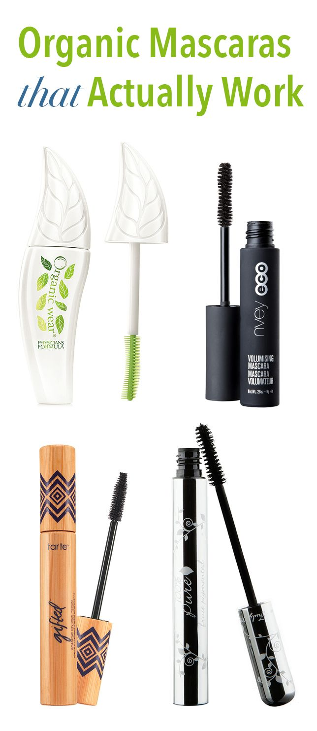 Natural mascaras with ingredients like coconut oil, rose petal wax, black tea extract or jojoba oil, they nourish and hydrate lashes while soothing the sensitive eye area.