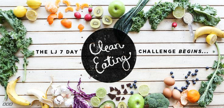The Lorna Jane 7 Day Clean Eating Challenge Is Back!   Move Nourish Believe