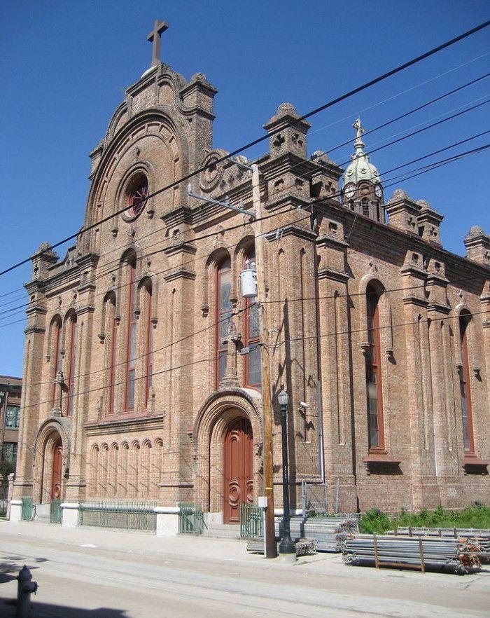 3) St. Mary's Assumption Church New Orleans, LA