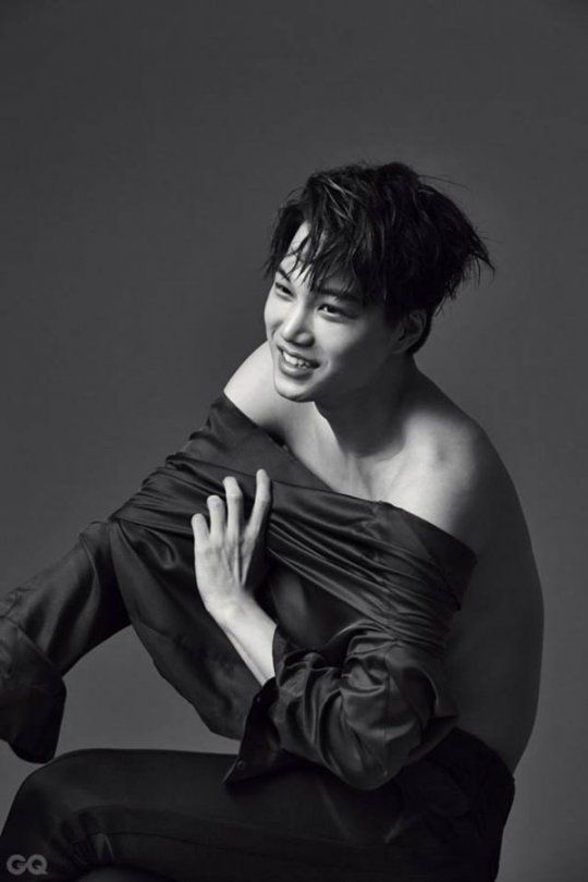 Kai for GQ Korea