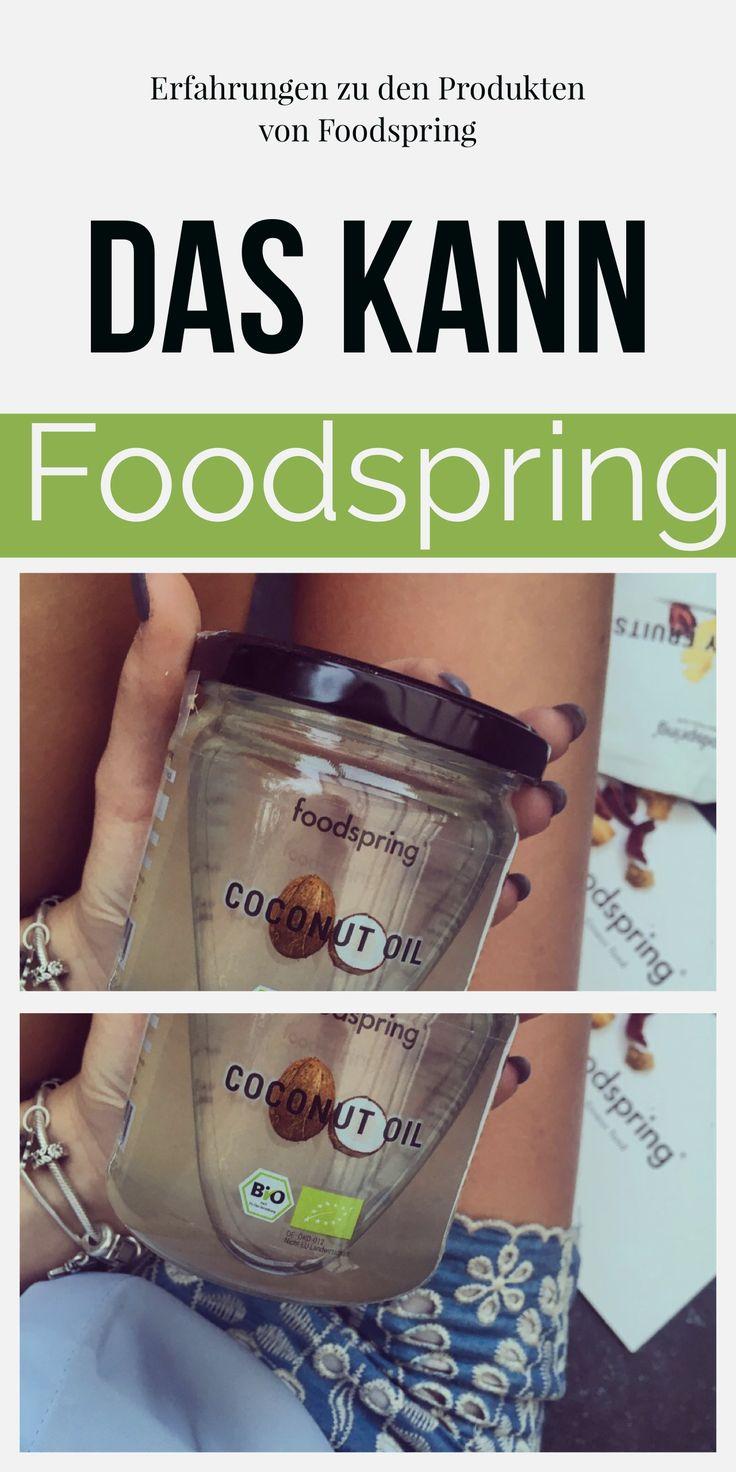 #FOODSPRING MEINE #SOMMER PRODUKTE – FÜR EUCH ENTDECKT Vor einer Woche erreichte mich ein Paket von Foodspring, mit einem #Proteinshake dem #Shape Shake in der Geschmacksrichtung #Erdbeere, #Bio #Kokosöl und einmal #Crunchy #Fruits. Worum handelt es sich bei Foodspring? Lest meine Erfahrungen