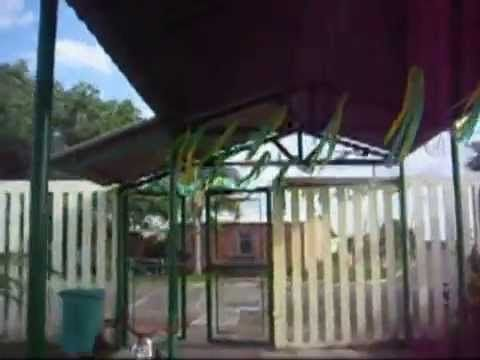 CLIMA DE FESTA ESCOLA NILZA CORREIA BARRA DO QUARAI BRAZIL MUNDIAL 2014