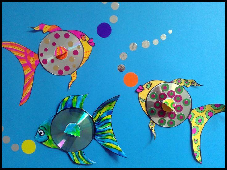 les 53 meilleures images propos de poisson d 39 avril sur pinterest crayons poisson et baleines. Black Bedroom Furniture Sets. Home Design Ideas