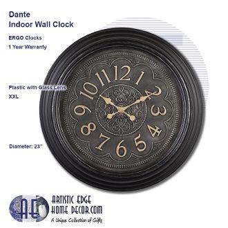 ERGO Dante Wall Clock