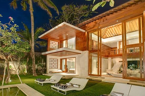 Beach House - Minimalist Home Design