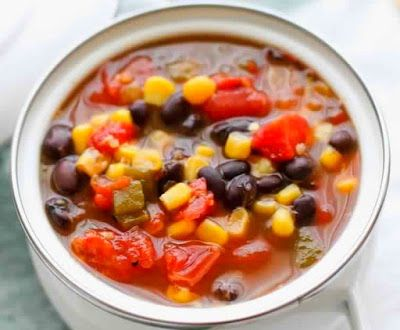 Slimming world: Speed Soup (with a spicy twist)