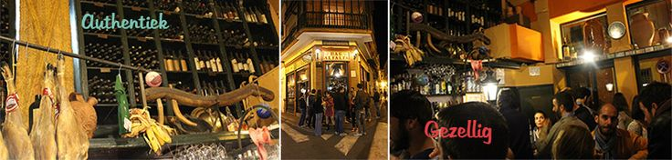 Tapasbars   Stralend Sevilla