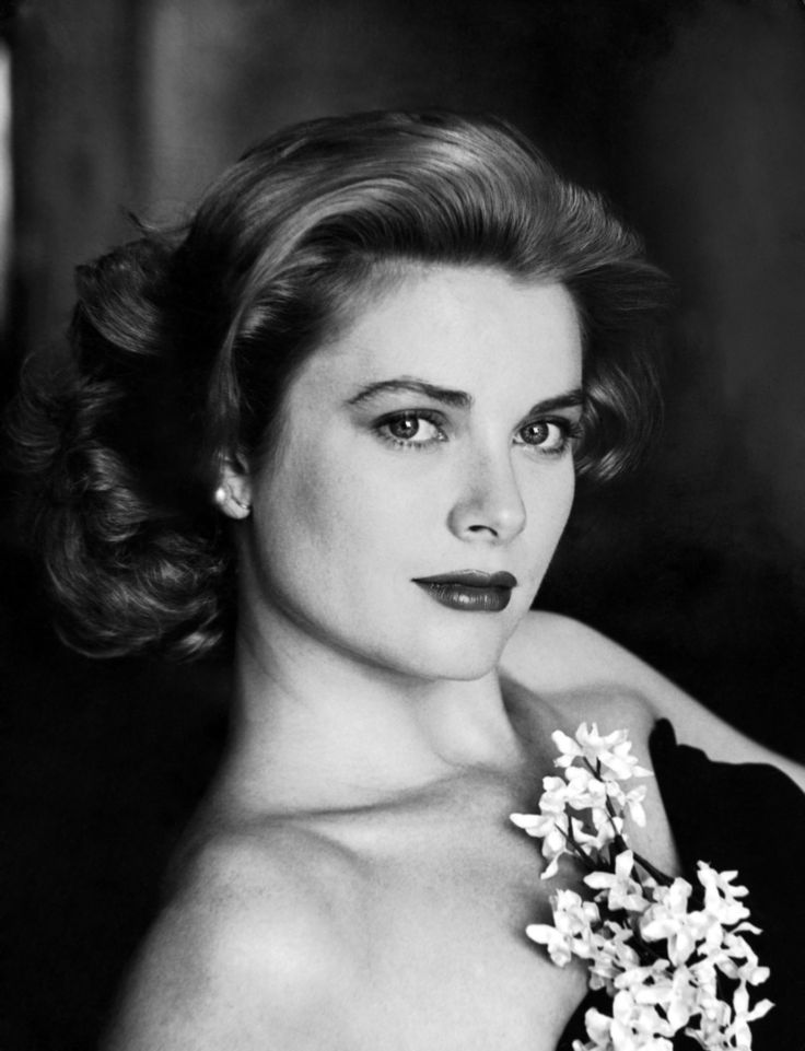 Grace Kelly, actress..