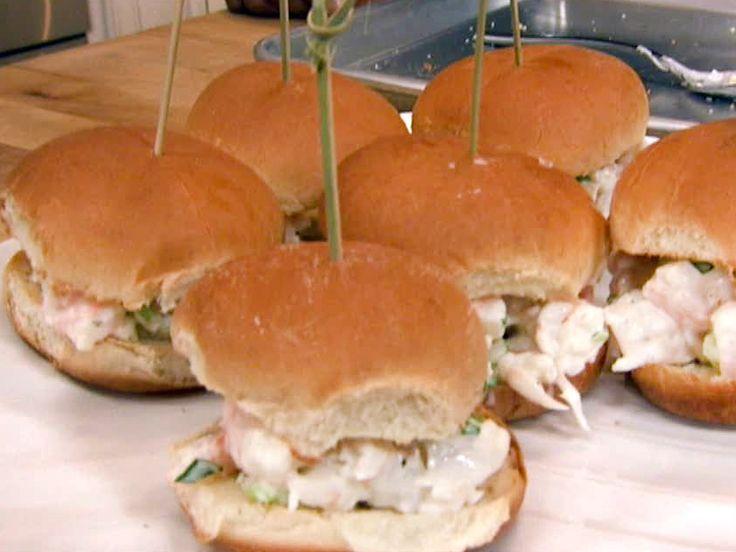 Mini Shrimp Rolls from FoodNetwork.com