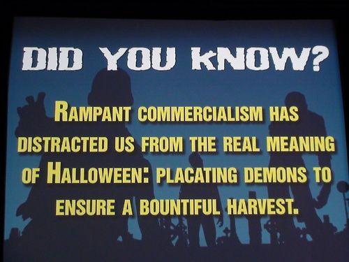 Más de 25 ideas increíbles sobre Meaning of halloween en Pinterest ...