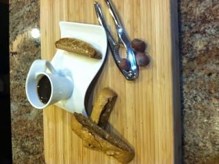 Espresso Biscotti - Cuisinart Original - Espresso Recipes - Recipes - Cuisinart.com