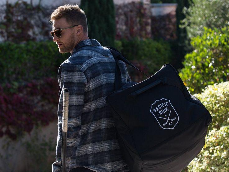 Player Bag // The Ultimate Hockey Bag