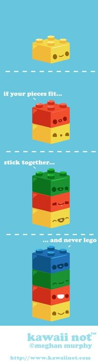 Never Lego. (Kawaii Not Comic)   Read More Funny:    http://wdb.es/?utm_campaign=wdb.es&utm_medium=pinterest&utm_source=pinterst-description&utm_content=&utm_term=