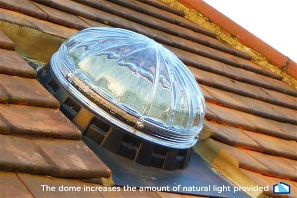 Lightway Crystal 200 Hp Basic Kit For Pitched Roof 1 6m Sterlingbuild Pitched Roof Roof Light Roof
