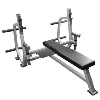 Shop for Valor Fitness BF-49 Olympic Weight Bench with Spotter Stand  and more for everyday discount prices at Overstock.com - Your Online Sports