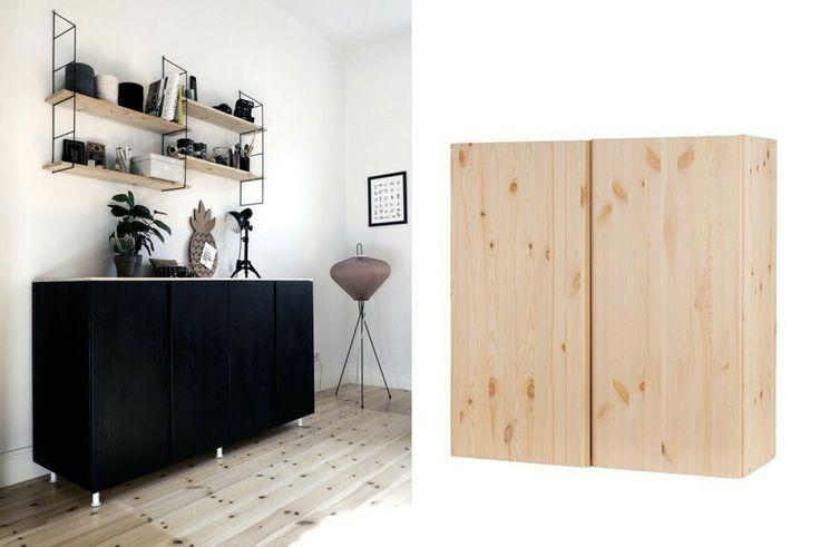 Ikea Unterschrank Für Induktionskochfeld ~   Ikea hacks on Pinterest  Storage beds, Kura bed and Ikea hackers