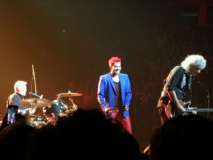 Queen with Adam Lambert in Vancouver, BC on July 2, 2017: AMAZING!!!