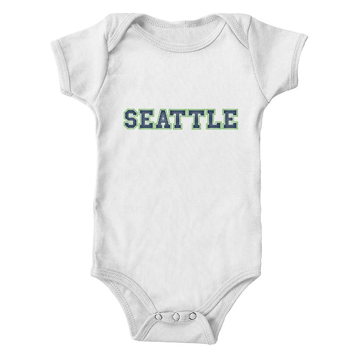 Seattle Football Club Infant & Toddler Cotton One-Piece Bodysuit
