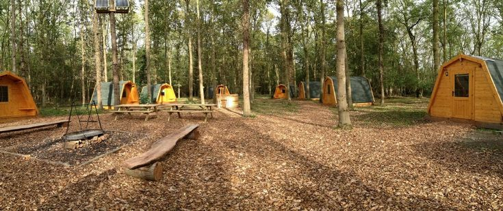 Manor Farm Glamping Cotswolds
