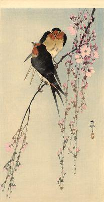 Охара Косон. Птицы 85