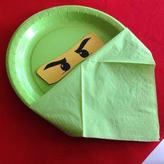 Ninjago Plates Mehr
