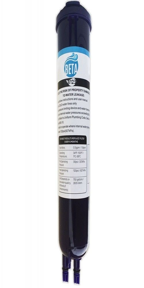 Water Filter Compatible Whirlpool PUR Push Button 4396841 4396710 Pur Filter3 #WaterFilter
