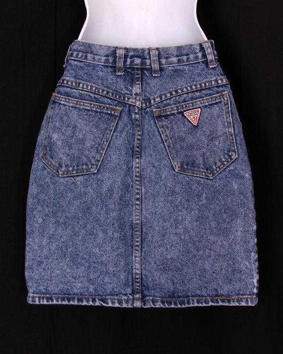 80s Mini Skirts