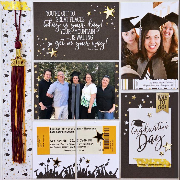 Grad Simple Set - Graduation Day - Scrapbook.com