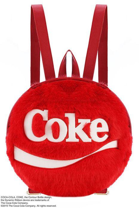 Coca Cola Joyrich Backpack