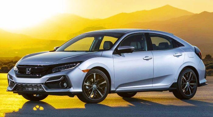 2020 Honda Civic Hatchback Review Honda Gives The Civic