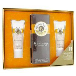 Roger & Gallet Coffret Bois d'Orange 1 Eau Parfumée 100ml + 2 Soins 50ml