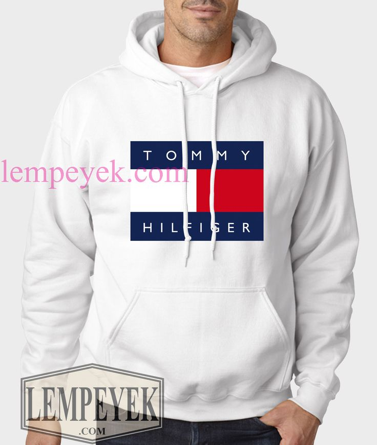Tommy Hilfiger Hoodie Unisex Adult Size S-XL
